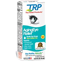 THE Relief Products Agingeye Relief, 0.33 Fluid Ounce