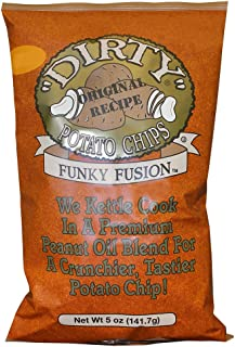 product image for Dirty Kettle Chips, Funky Fusion, 5 oz., 12 Count