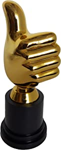 Dondor Plastic Gold Trophy Awards - Bulk Trophy Awards!