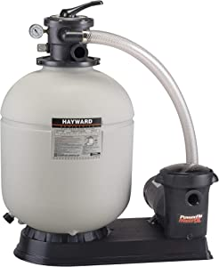 Hayward W3S180T92S ProSeries 18-Inch 1 HP Sand Filter System
