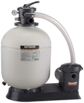 Hayward W3S180T92S ProSeries 1 HP Sand Filter Pump System