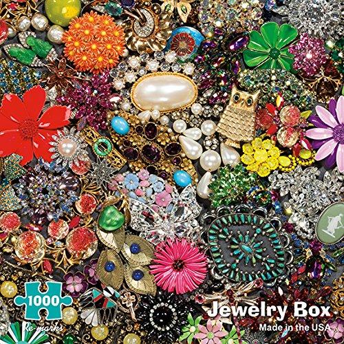 - Re-Marks Jewelry Box 1000 Piece Puzzle