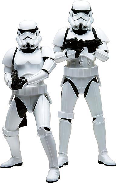 Stormtrooper Two 2 Pack 1//10 Scale Figure Kotobukiya Star Wars ARTFX
