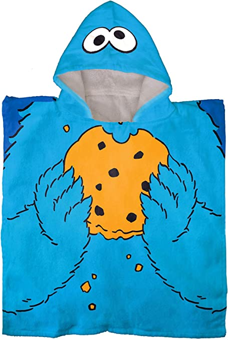 Jay Franco Disney Beauty and The Beast Belle Kids Bath//Pool//Beach Hooded Poncho Official Disney Product Measures 22 x 22 Inch Super Soft /& Absorbent Cotton Towel