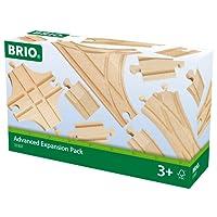 Brio 33307 - Schienen- und Weichensortiment
