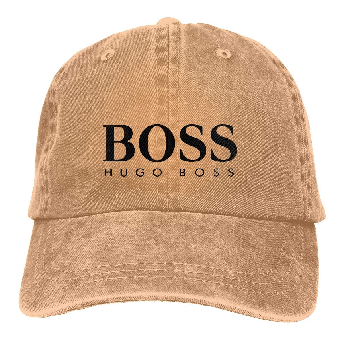 Gorras de béisbol Unisex Boss Hugo Boss, Estilo Vintage, lavadas ...