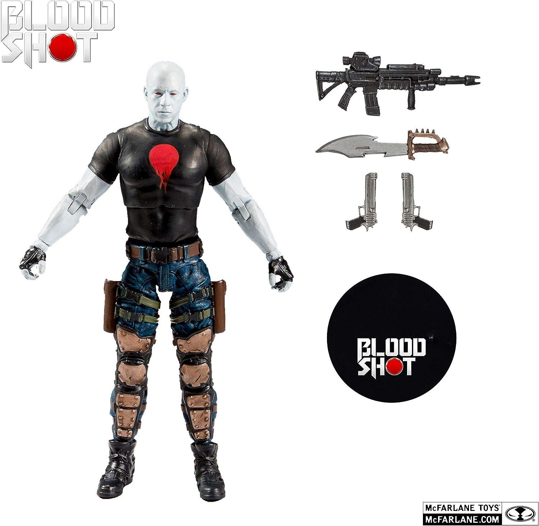 McFarlane Toys Bloodshot Action Figure