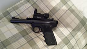 Works great, love this reflex sight