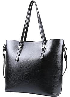 0dd6bd33111ee Magic Zone Damen Handtaschen Fashion Handtaschen für Frauen PU Leder ...