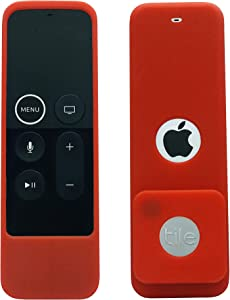Find Lost Apple TV Remote Case (Red)