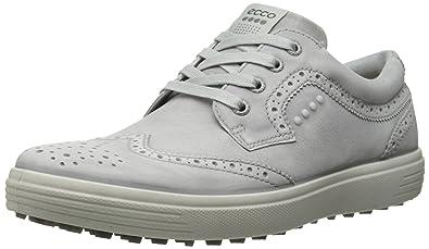 ECCO Men s Casual Hybrid Golf Shoe Concrete 43 EU 9 9 5 M
