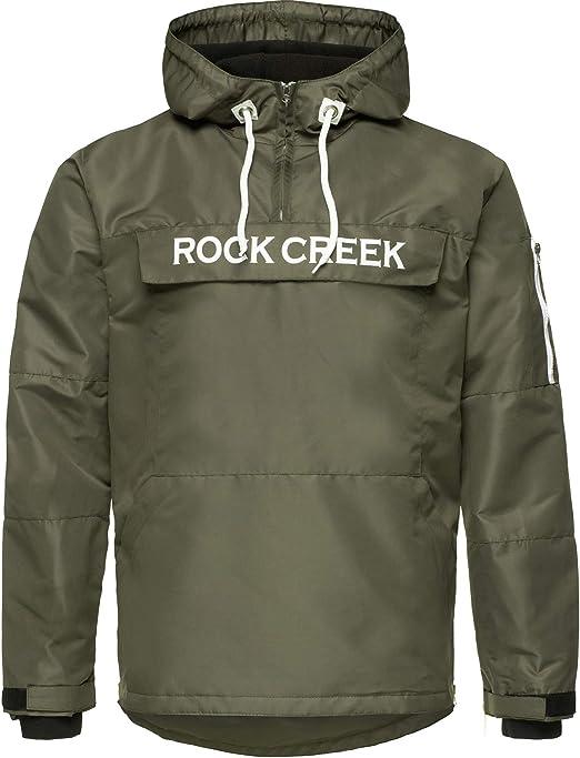 Rock Creek Herren Windbreaker Jacke Anorak H 167