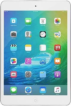 Apple iPad Mini 2 16GB Wi-Fi - Silver (Reacondicionado): Amazon.es ...