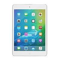 Apple iPad Mini 2 with Retina Display(32GB,WiFi Silver) (Certified Refurbished)