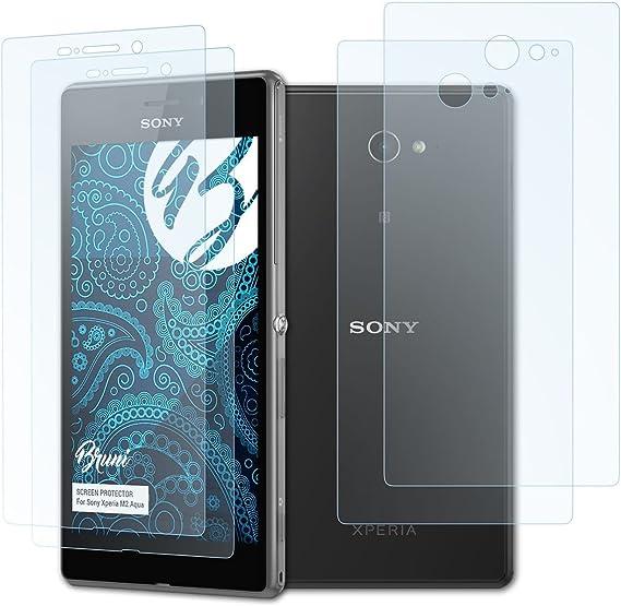 Bruni Película Protectora para Sony Xperia M2 Aqua Protector ...