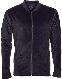 a30ee3bc4525 Polo Ralph Lauren Herren Sweatshirt Loungeshirt Zip M anthrazit ...