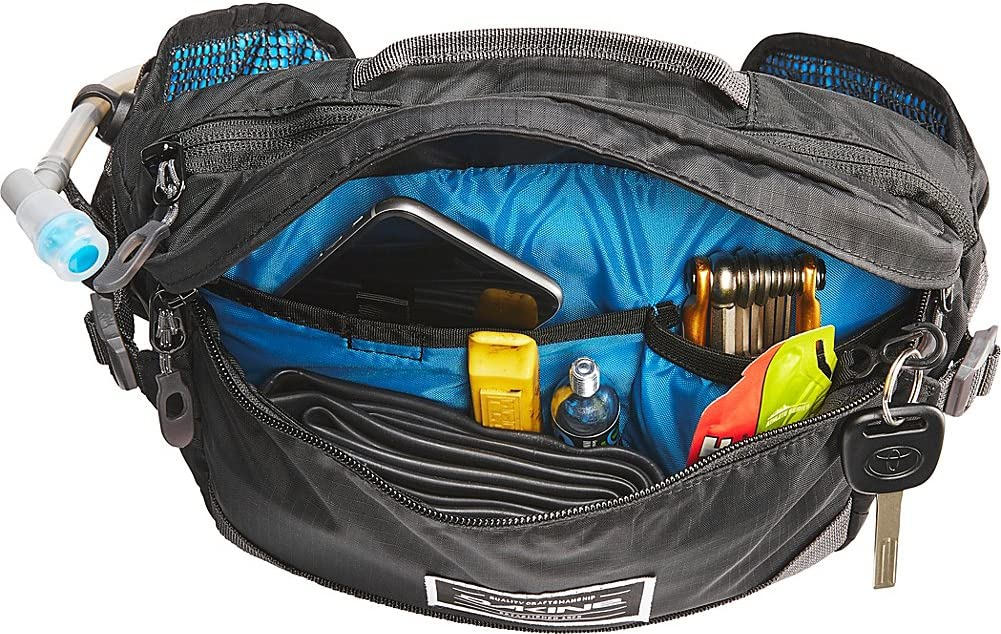 Dakine Hot Laps 5L Hip Bag Slate Blue 2020 Tasche