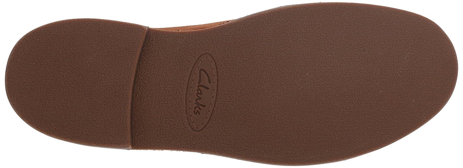 CLARKS Men's Bushacre Hill Chelsea Boot 8 M US Men - 3