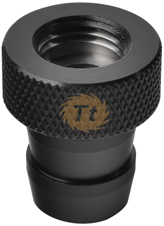Thermaltake CL-W038-CU00BL-A Pacific 1/2' Schlauchanschluss schwarz