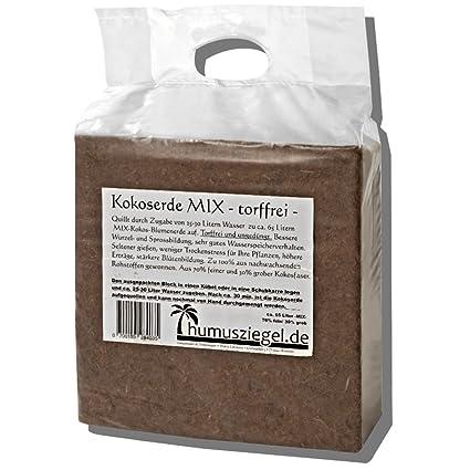 65 l de tierra vegetal de coco tierra de fuente para el uso interior y exterior ...