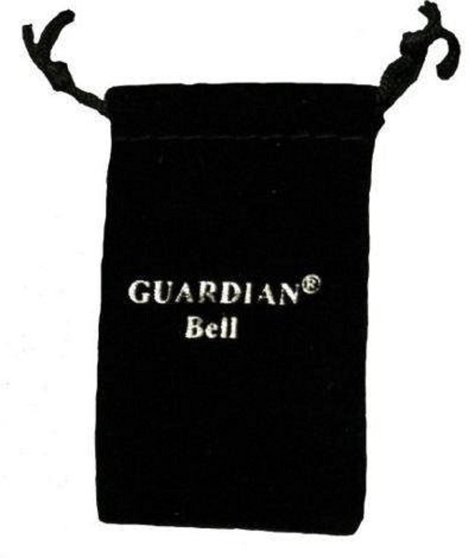 Guardian/® Bell Bear Complete Motorcycle KIT W//Black Hanger /& Wristband