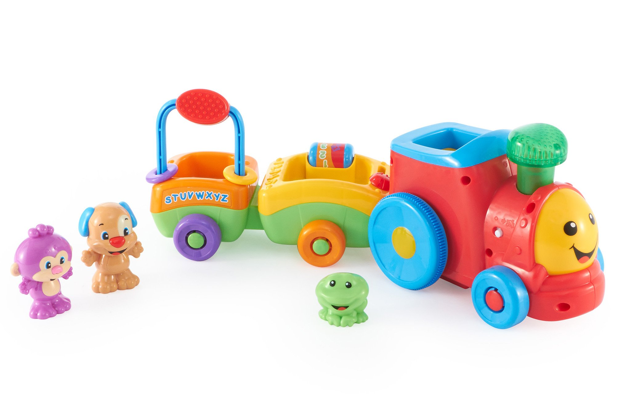 Fisher-Price Laugh & Learn Smart Stages Puppy's Smart Train by Fisher-Price (Image #27)