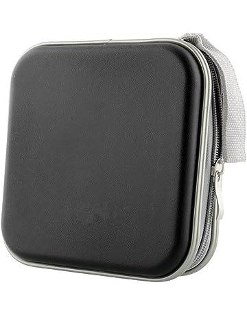 4191a8001d80 Homiki Case Organiser for CD Case Wallet Portable for Car Office Travel 40  Disc CD DVD