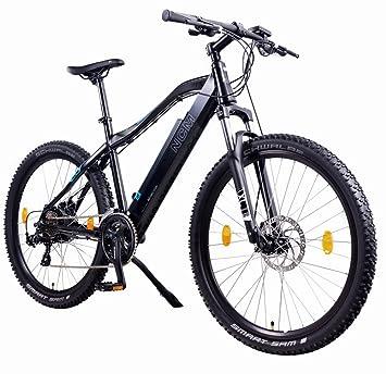 NCM Moscow - Bicicleta eléctrica de montaña, 27,5 pulgadas, aluminio ...
