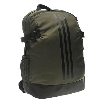 592f6b6ba3d Adidas Power 4 Backpack Cargo Olive Black Sports Bag Holdall Rucksack   Amazon.co.uk  Luggage