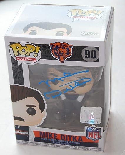 NFL Chicago Bears POP Vinyl Legends Walter Payton Fanatics