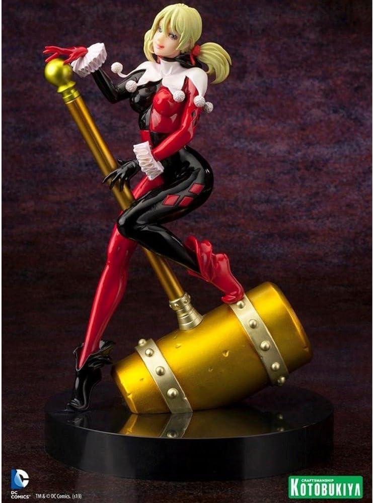 Kotobukiya Bishoujo Statue Harley Quinn Convention Exclusive