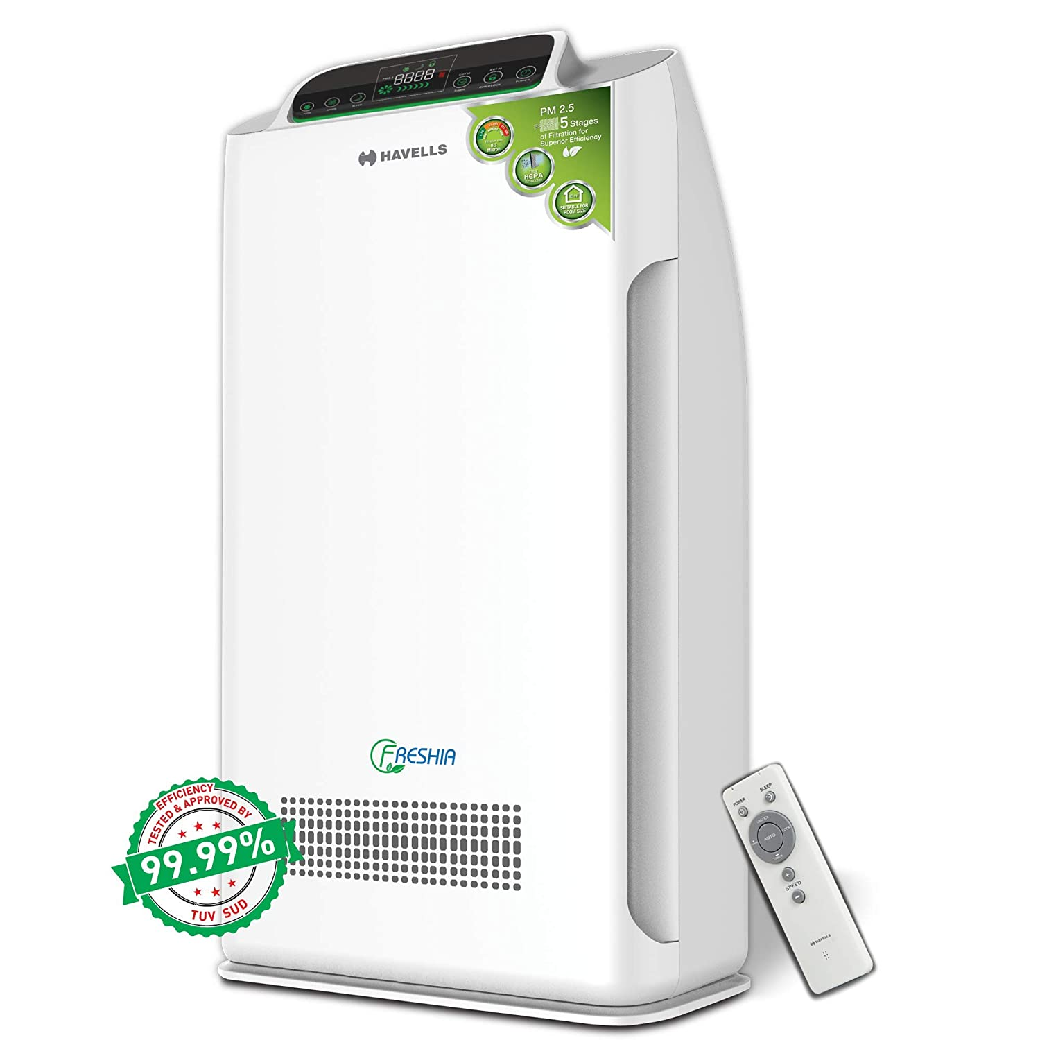 Havells Freshia AP-40 80-Watt Air Purifier