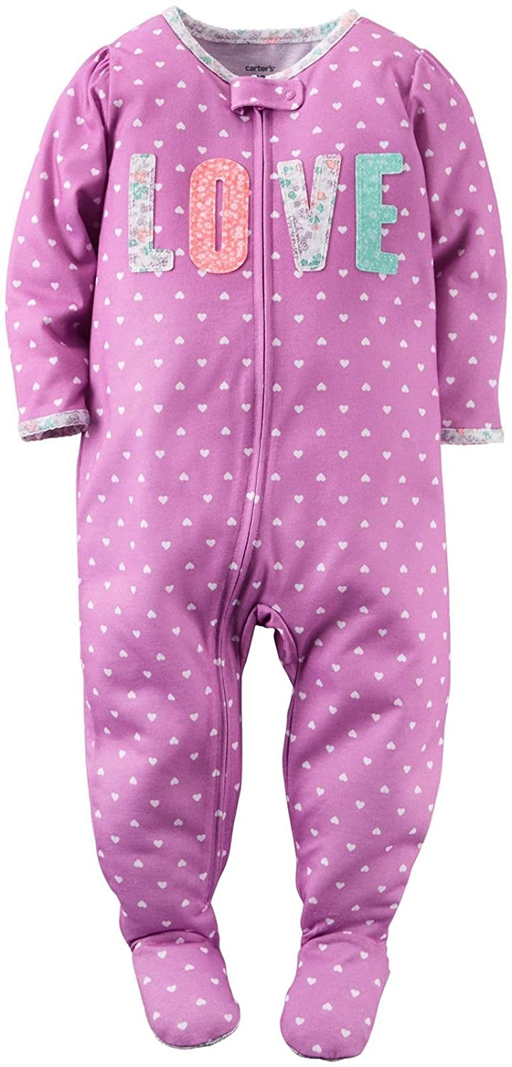 【10%OFF】 Carter's 12 B01FKMKMRI SLEEPWEAR ベビーガールズ Months 12 Months Print B01FKMKMRI, ピボット:cb4f89d5 --- a0267596.xsph.ru