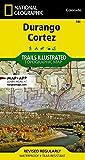 Durango, Cortez (National Geographic Trails Illustrated Map, 144)