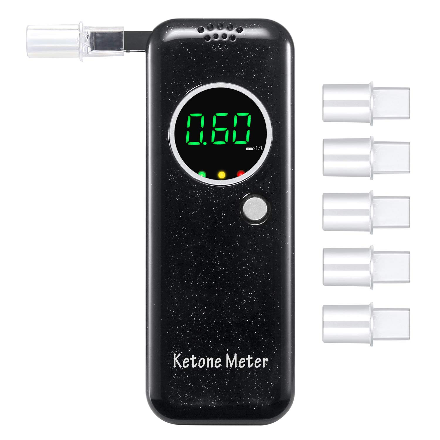 GDbow Ketone Breath Testing Meter for Ketosis Testing for Personal Use by GDbow