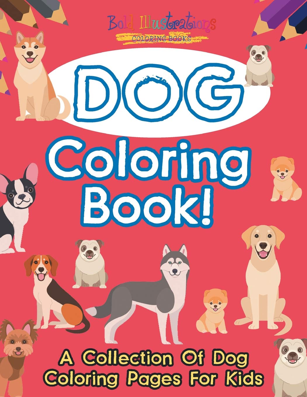 Coloring Book Collection Pages Kids product image