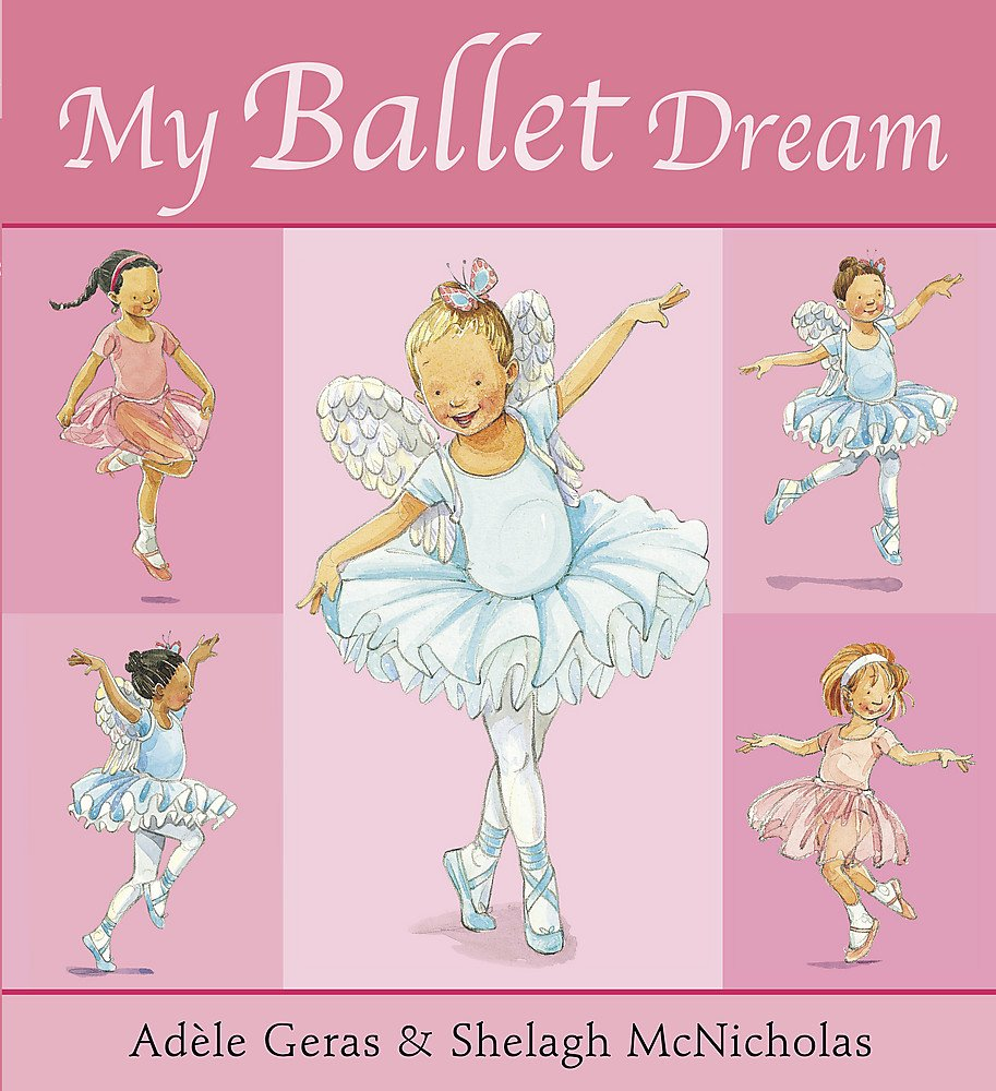 My Ballet Dream (Tutu Tilly) by imusti
