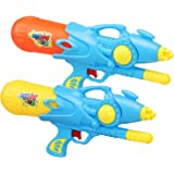 TOY Life Water Guns for Toddlers and Kids - 2 Pack Super Pump Soaker Water Gun - Kids Outdoor Toys and Games for Boys and Gir