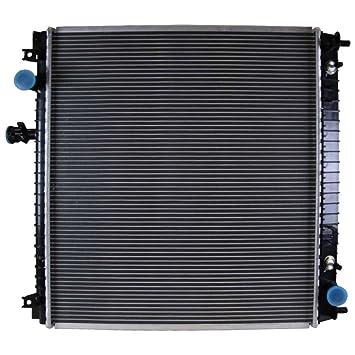 AutoShack RK1122 Aluminum Radiator