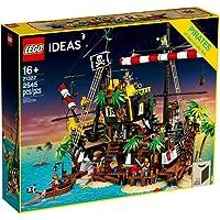 LEGO Ideas 21322 - Baraküda Körfezi Korsanları