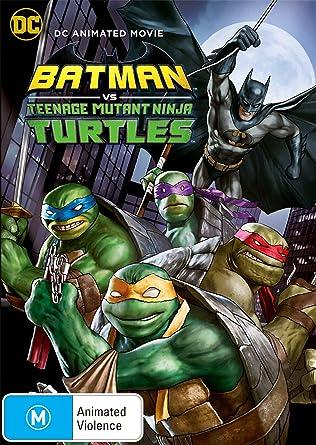 Amazon.com: Batman vs Teenage Mutant Ninja Turtles | DC ...