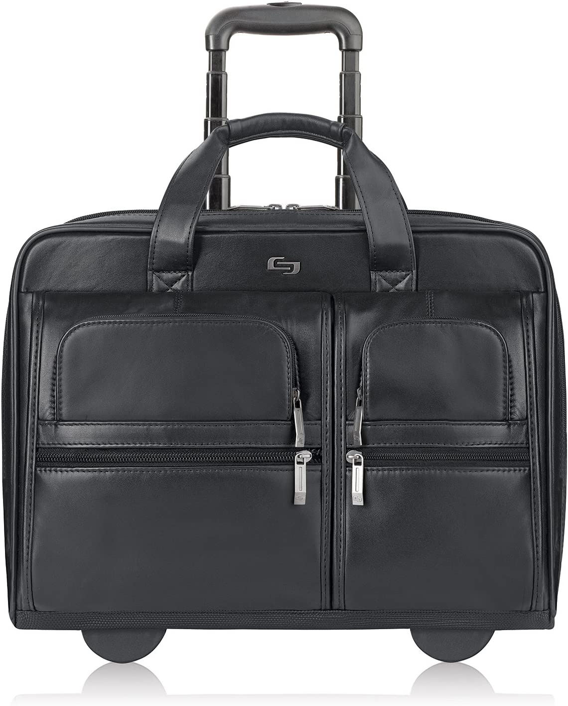 Solo New York D957-4, Black, 15.6""