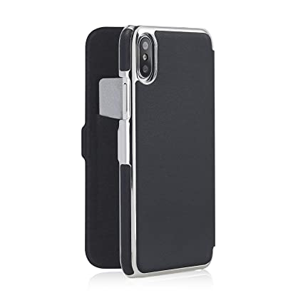 20898207d Pipetto iPhone X Slim Wallet Case Ultra Thin Premium  Amazon.co.uk   Electronics