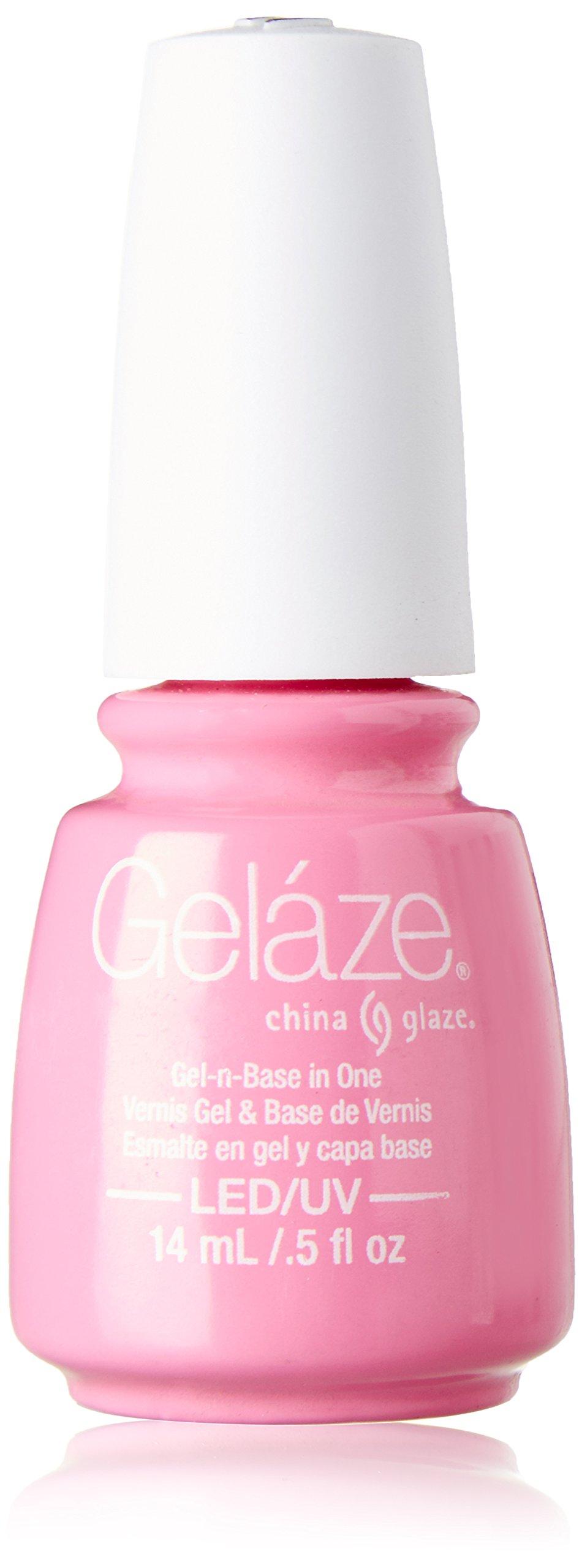 Gelaze Gel-n-Base Gel Polish Dance Baby - .5 fl oz