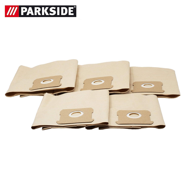 Acquisto Sacchetti in carta per aspirapolvere, adatti per aspirapolvere Parkside bagnato aspirapolvere PNTSA 20-Li A1 – LIDL IAN 310656 5 pezzi Prezzo offerta