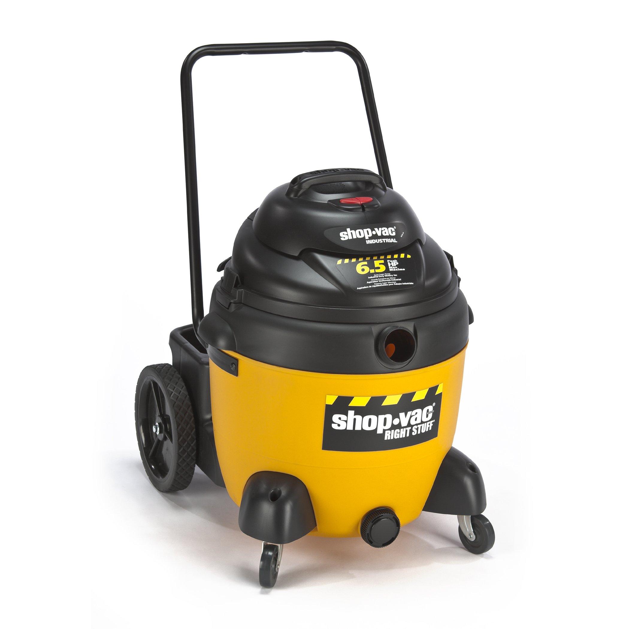 Shop-Vac 9625710 6.5-Peak Horsepower Right Stuff Wet/Dry Vacuum, 18-Gallon by Shop-Vac (Image #1)