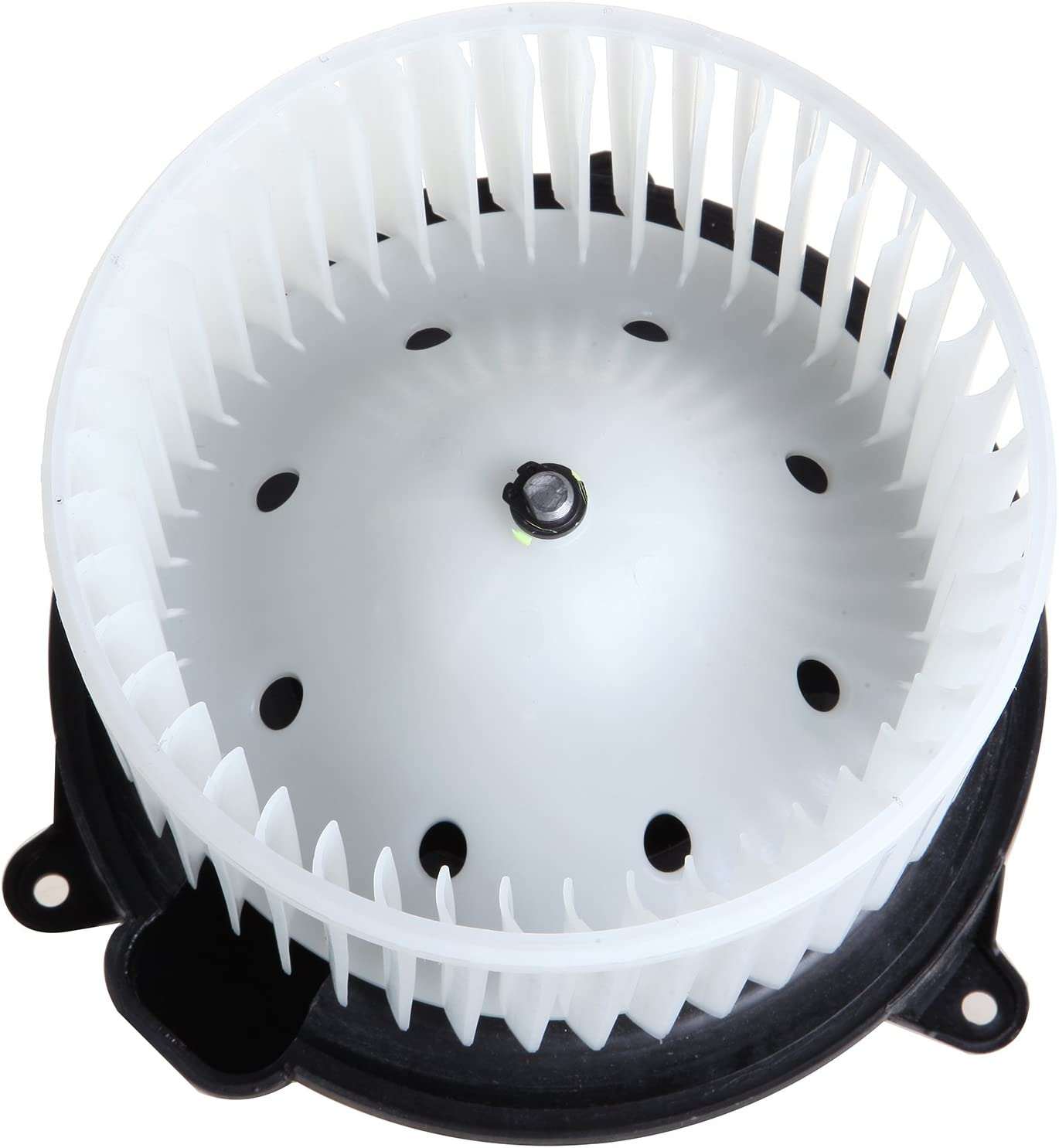 OCPTY A//C Heater Blower Motor ABS w//Fan Cage Air Conditioning HVAC Replacement fit for 2008-2012 for Infiniti EX35//2003-2012 for Infiniti FX35//2003-2007 for Nissan 350Z//2009-2014 for Nissan 370Z