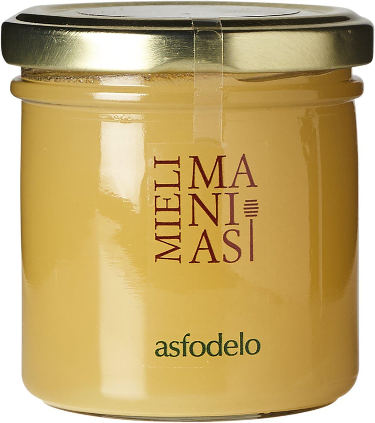 Asphodel Honey Luigi Manias - Sardinia, Italy - 7oz by Liccu Manias