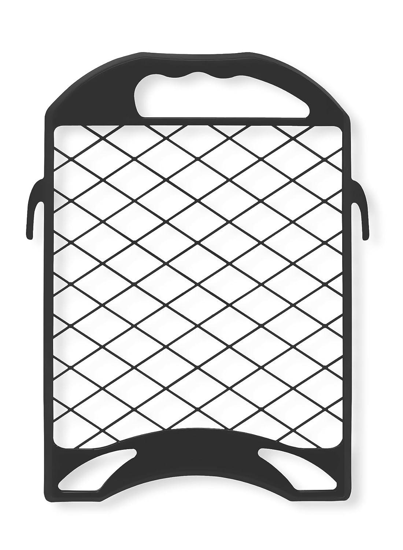 Color Expert Abstreifgitter 18 x 20 cm, Kunststoff schwarz 84834010