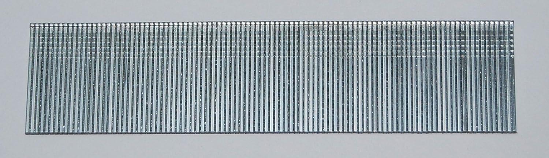 5.000 Puntas con cabeza de 1 x 1,25 mm de grosor Tipo Brad 12 = 3 Mil de 25 2 Mil de 30 mm